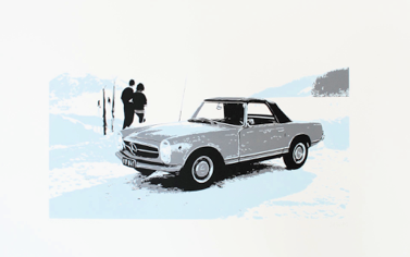 Wolf Gast - Limited Edition Snow Edition - SL 250 Pagode 1965